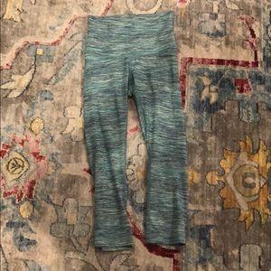 Lululemon cropped align leggings